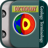 Geology Dictionary Offline icon