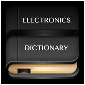 Electronics Dictionary Offline icon