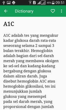 Kamus Kesehatan Indonesia apk screenshot
