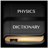 Physics Dictionary Offline icon