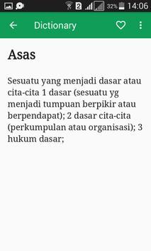 Kamus PKN Indonesia Offline apk screenshot