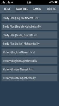 English Italian Dictionary apk screenshot