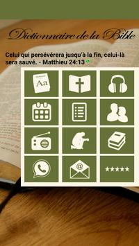 Dictionnaire de la Bible apk screenshot