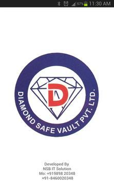 Diamond Safe Vault poster