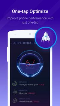 DU Speed Booster & Cleaner poster