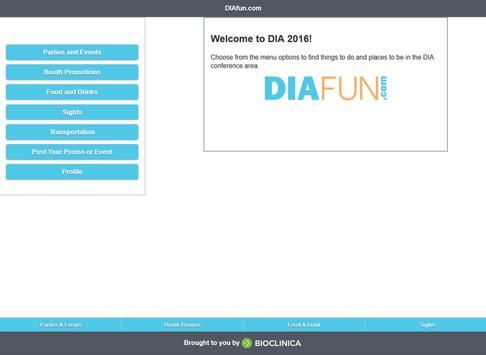 DIAfun apk screenshot