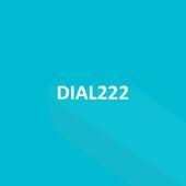 Dial222 icon