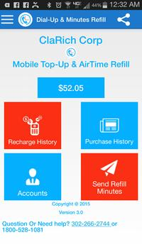 Clarich: Top-Up AirTime Refill poster