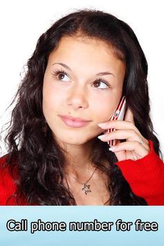 Free Phone Calls International apk screenshot