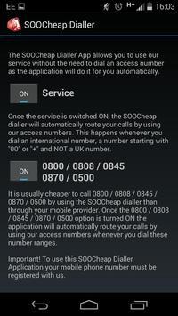 SooCheap Phone App poster