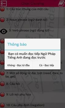 Ngữ Pháp Tiếng Anh - Hay apk screenshot