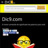 Dic9 - Significado de palavras icon
