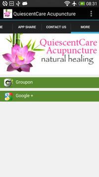 QuiescentCare Acupuncture apk screenshot