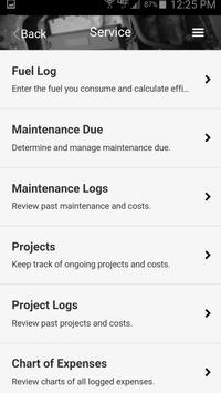 DAG MG TF2 Maintenance Manual apk screenshot