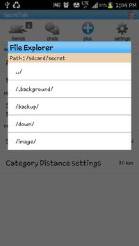 Private Chat (Secret Talk) apk screenshot