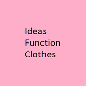 Ideas - Function Clothes icon