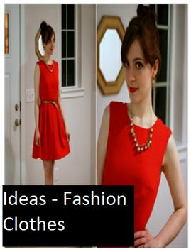 Ideas - Function Clothes poster