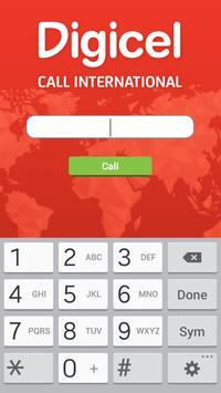 Digicel Call International apk screenshot