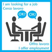 JOB Lavoro Offro & Cerco icon