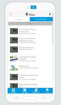Comune di Mentana (RM) apk screenshot
