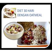Oatmeal Diet 30 Hari icon