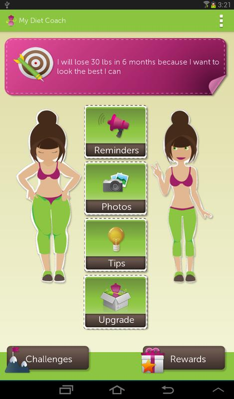 My Diet Coach - Weight Loss APK Download - Free Health ...