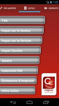 CAPEC apk screenshot