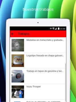 Rotulaciones Guanche apk screenshot