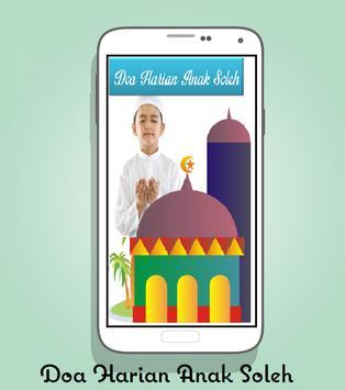 Doa Harian Anak Soleh poster