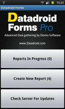 Datadroid Forms Pro poster