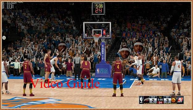 Guide for NBA 2K 16 Free apk screenshot
