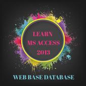 Learn MS Access - Web Base DB icon