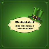 Excel 2013 Basic icon