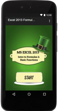 Excel 2013 Basic apk screenshot