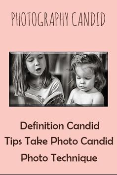 Photography- Candid Photo Tips apk screenshot