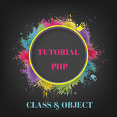 PHP Class & Object icon