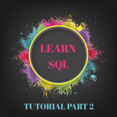 Learn SQL - Part II icon