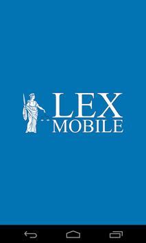 Lex Mobile poster