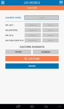 Lex Mobile apk screenshot