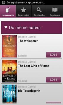Numilog eBook Reader apk screenshot