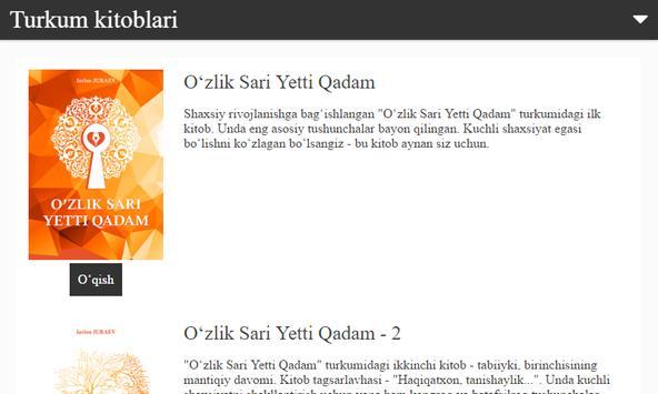 7Qadam apk screenshot