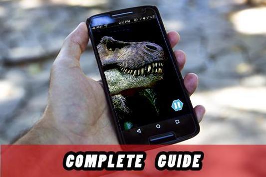 Guide for LEGO Jurassic World poster