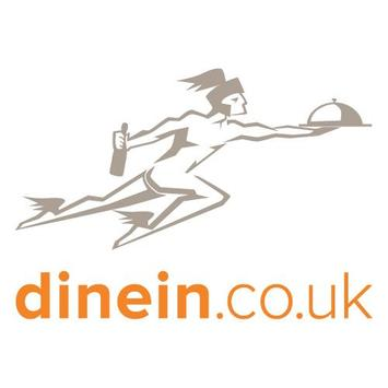 dinein.co.uk Driver poster
