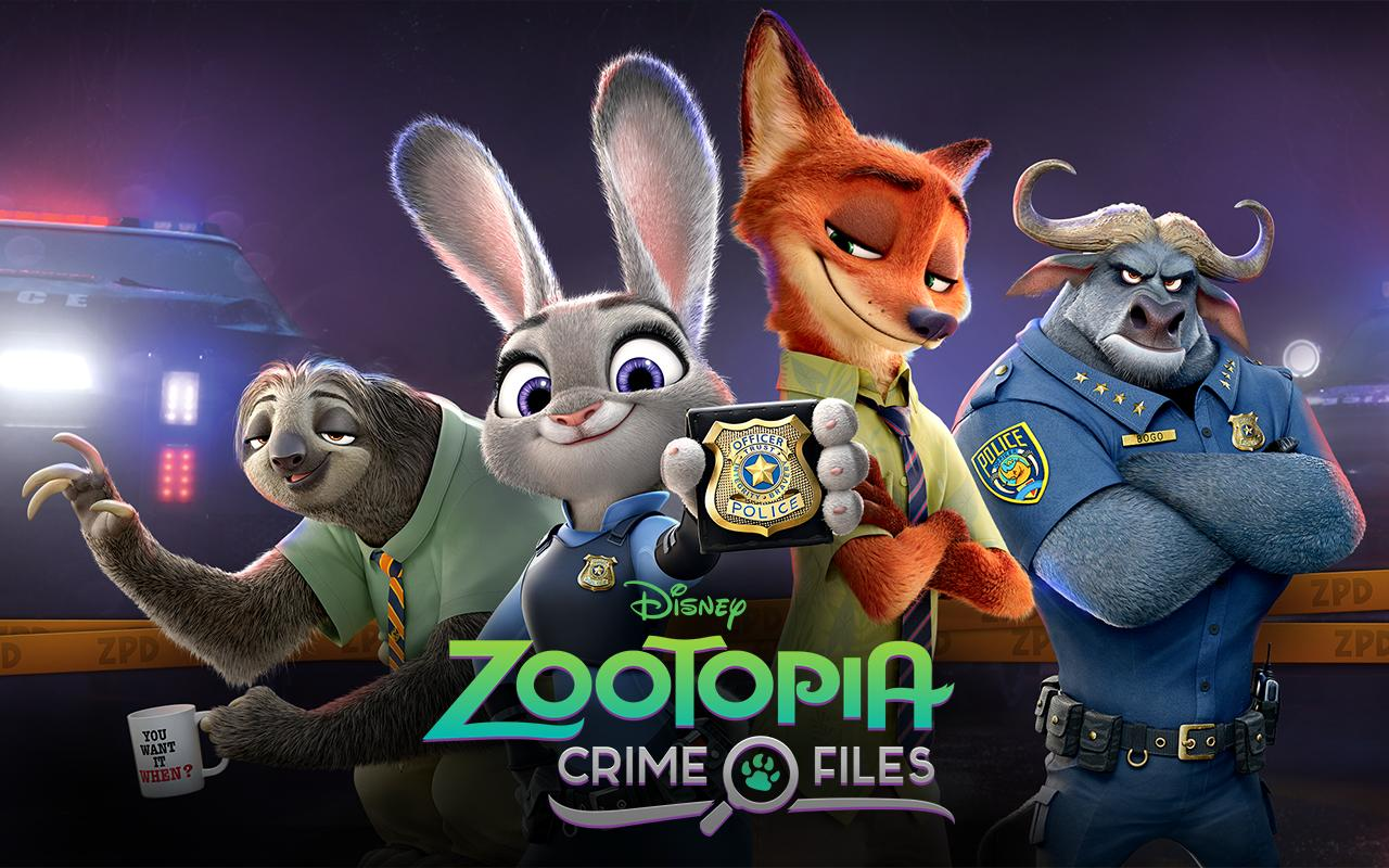 Image Result For Zootopia Crime Files V Apk Data For Android