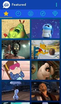 Disney Gif apk screenshot