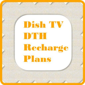 Dish TV DTH Recharge Plans icon