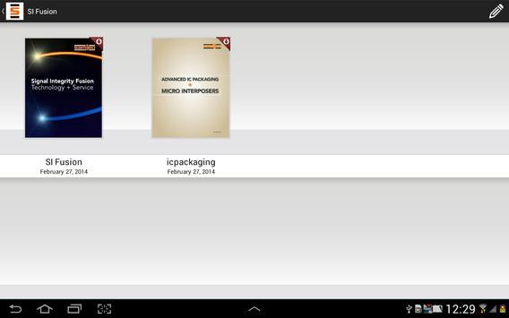 Samtec MobiLit apk screenshot