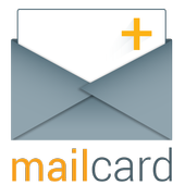 Mailcard : Exchange email app icon