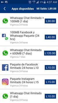 Tigo Shop Honduras apk screenshot