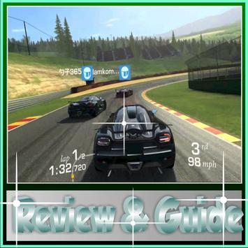Best Guide Real Racing 3 poster